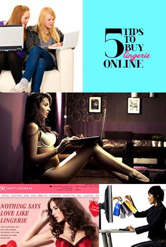Buy lingerie online